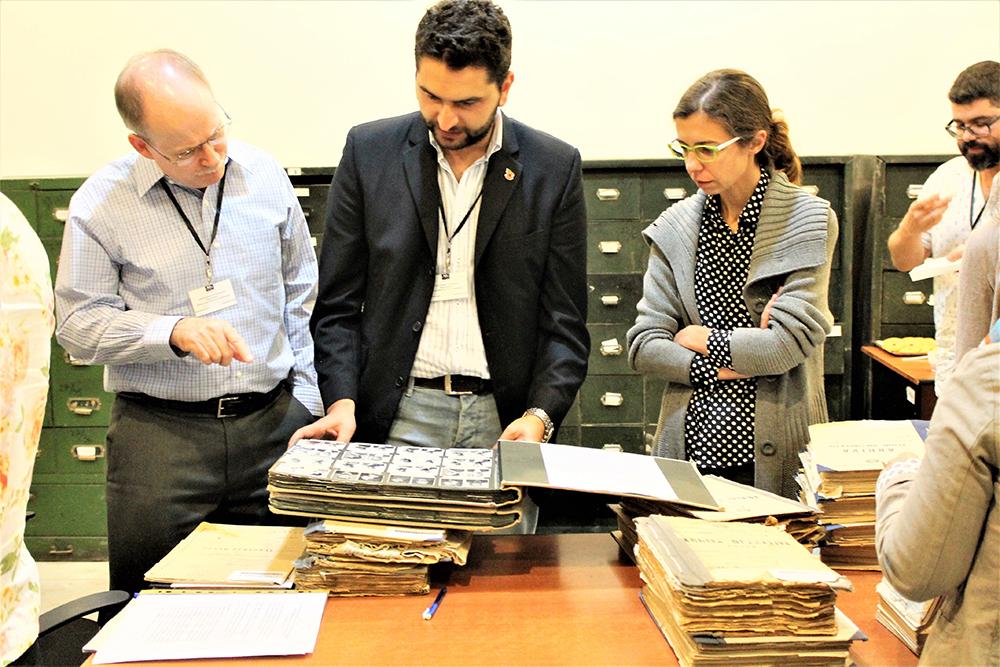 Accesul online la documentele despre Holocaust: provocari etice și practice